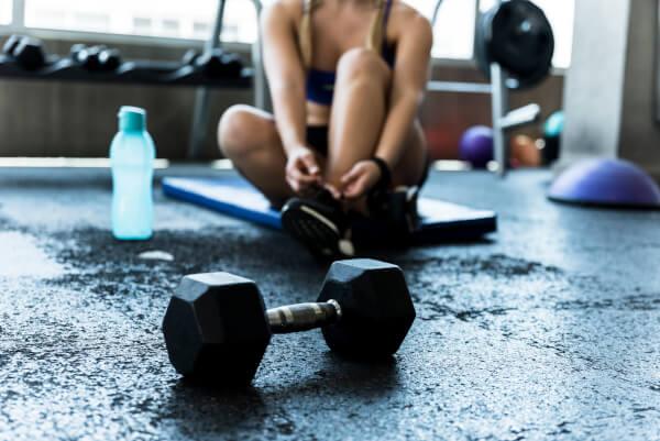 Rutina fitness 100% personalizada